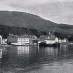 fairlie beach around 1914