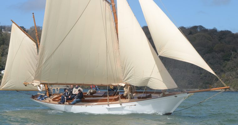 List of Stow Yachts 1866 to 1936