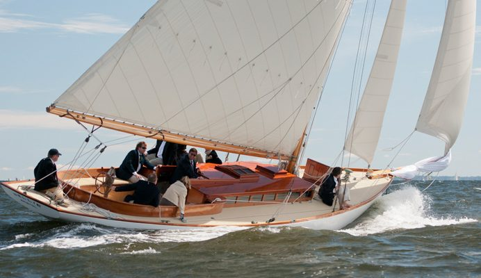 Herreshoff Nellie: An Historic Restoration