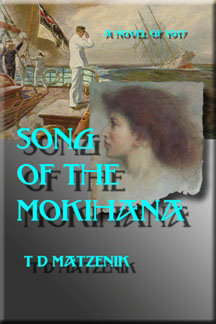 Song of the Mokihana: a novel of 1917