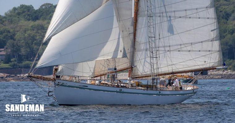DIRIGO II – The voyage home